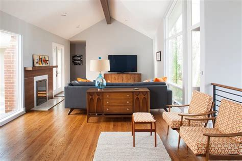 27 Beautiful Midcentury Living Room Designs  Page 2 Of 5