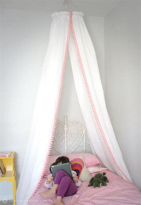 canopy tent bed d i y bed tent canopy paperblog