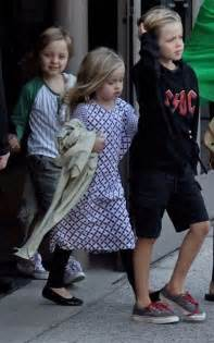 Vivienne Jolie-Pitt Shiloh 2016