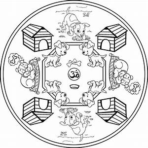 Mandalas Infantiles Para Colorear E Imprimir - AZ Dibujos ...