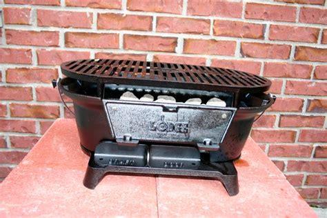 cast iron lodge sportsman 39 s grill