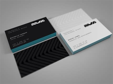 minimalistic business card designs   inspiration
