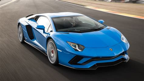 car lamborghini 2018 lamborghini aventador s review top speed