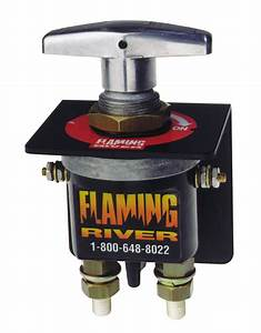 Flaming River Fr1010 Battery Disconnect Switches