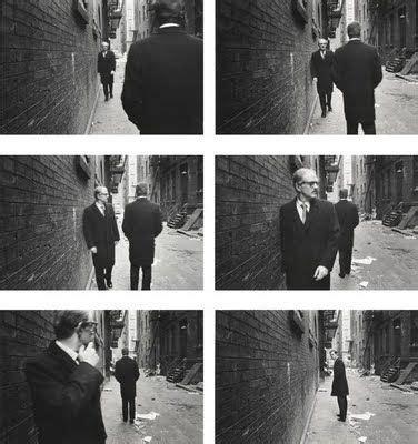 narrative sequence photography duane michals narrative