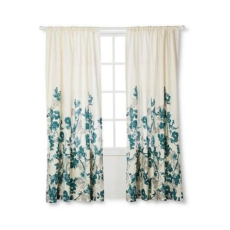 Blue Window Curtains Target by 17 Best Ideas About Target Curtains On Stool