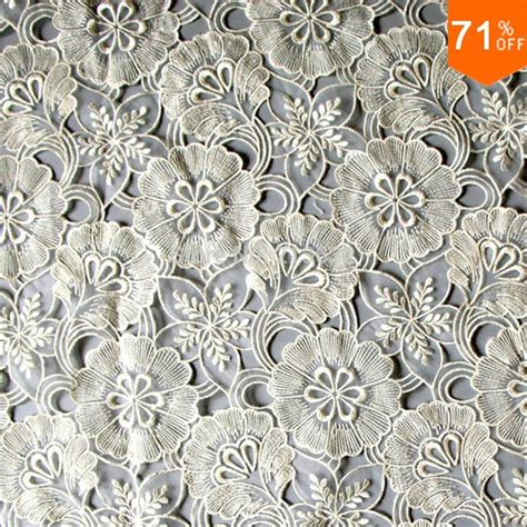 organza hollow out the fabric lace fabrics lace