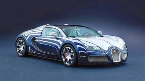 Bugatti Sports Car