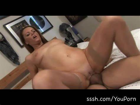 Passionate College Chick Athlete Webcam Drill