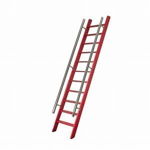 Leiter Auf Treppe Stellen : leiter treppe rot mit gel nder edelsternchen s ~ Eleganceandgraceweddings.com Haus und Dekorationen