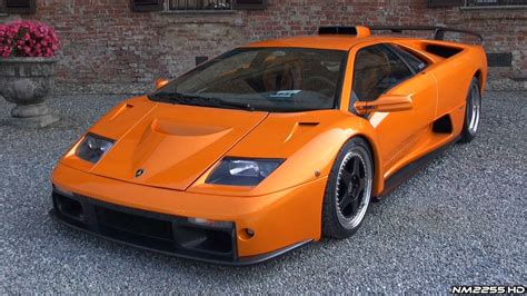 Lamborghini Diablo GT INSANE Sound - Start Up, Revs ...