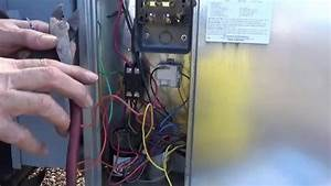 Defrost Time Clock Replacement And Wiring
