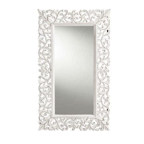 Specchi Con Cornici Specchio Con Cornice In Legno Lavorata Casamata