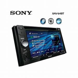 Sony Xav 64bt Wallpaper