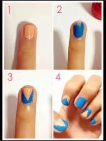 Simple nail art step by instruction fashionate trends