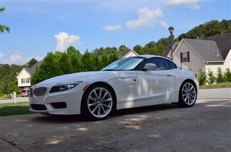2012 Bmw Z4 Sdrive 35is Top Down Youtube