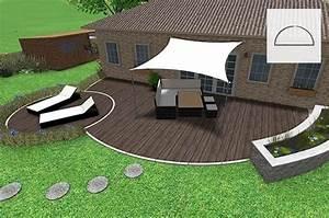 holzdielen wpc terrassenboden materialien im uberblick With garten planen mit wpc belag balkon