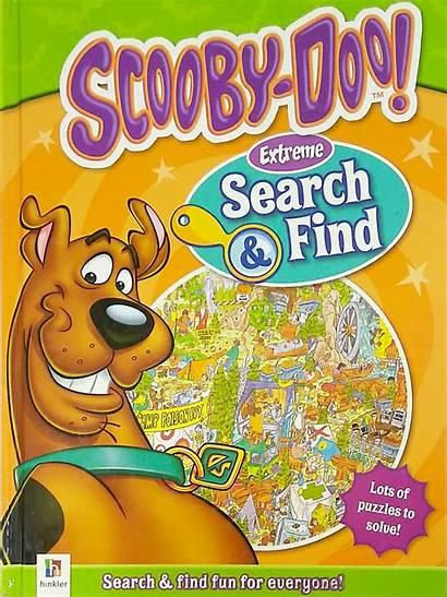 Scooby Doo Extreme Books