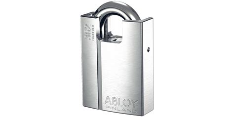 abloy pl362 protec2 abloy pl362 steel padlock with raised shoulders