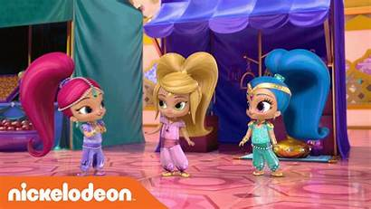 Nickelodeon Shimmer Shine Zeta Meet Wallpapers Gambar