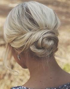 Coiffure Pour Cheveux Mi Longs : coiffure pour cheveux mi longs facile automne hiver 2016 cheveux mi longs nos id es de ~ Melissatoandfro.com Idées de Décoration