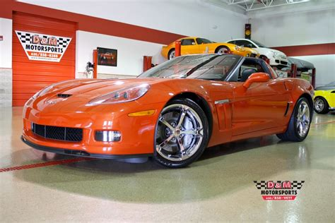 2011 Chevrolet Corvette Grand Sport Stock # M5055 For Sale