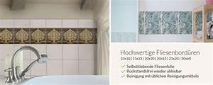Selbstklebende Bordüre Für Fliesen : badfliesen bord re aufkleber bord re f r k chenfliesen ~ Michelbontemps.com Haus und Dekorationen
