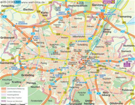 münchen ost englischer garten karte m 252 nchen deutschland bayern karte auf welt
