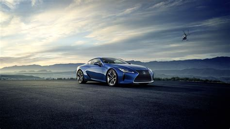 2018 Lexus Lc500h Hybrid Coupe 4k Wallpaper