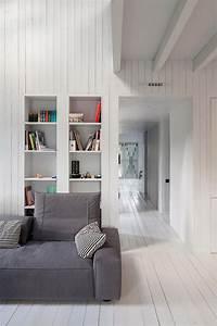 Maison Design En Bois Blanc