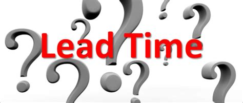 Value Stream Mapping: Lead Time - TKMG Inc.