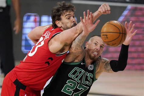 Raptors pushed to brink of elimination as Celtics take 3-2 ...