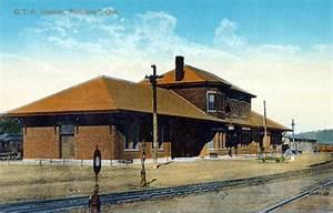 Grand Trunk Station  Richmond