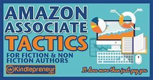 Amazon Associate Tactics for Authors