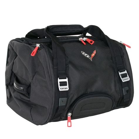 corvette  stingrayzgrand sport duffel bag
