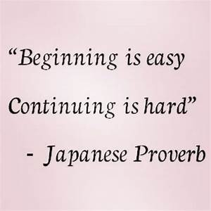 JAPANESE PROVERBS Quotes Like Success