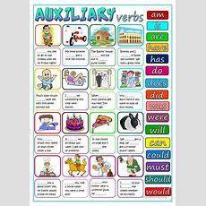Auxiliary Verbs Worksheet  Free Esl Printable Worksheets Made By Teachers