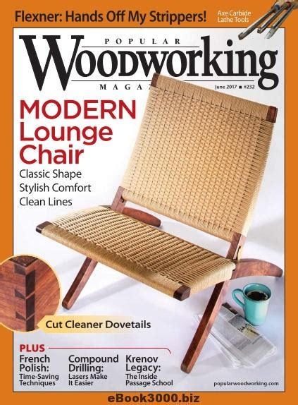 popular woodworking june    magazine