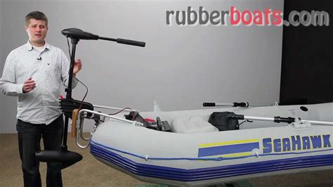 Electric Trolling Motor How Much Thrust by Intex Electric Trolling Motor 40 Lb Thrust Vs Minn Kota