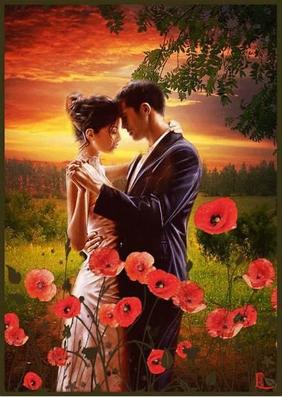 Couples Romantiques Couple Romantique Romance Anime