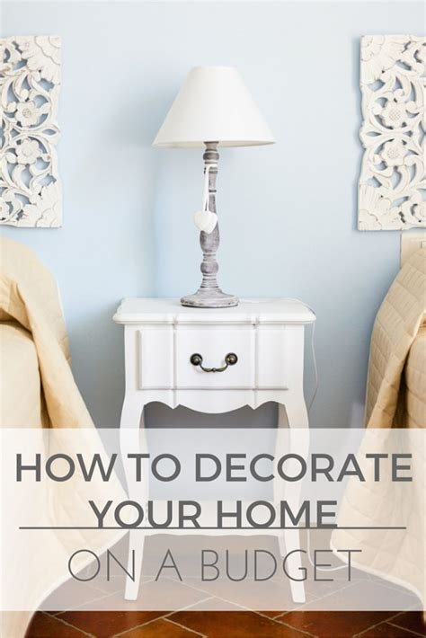 making  house  home   budget   decorate