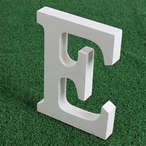 26 large thick wooden letters wall hanging wedding party for Large wooden letters amazon