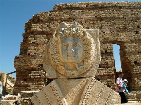 Sergej Marsnjak - Libya (West) - Leptis Magna - Severan ...