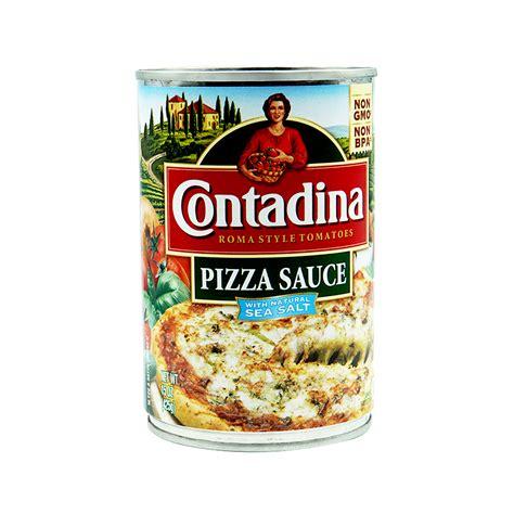 Contadina Pizza Sauce with Sea Salt 425g – Shopifull