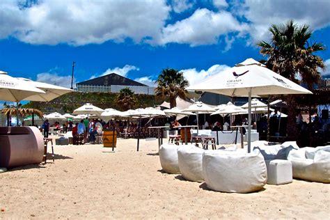 grand cafe  beach cape town gourmadela