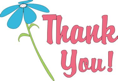 Free Thank You Clipart Thank You Clip Clipart Panda Free Clipart