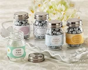 Mason jar wedding favors pinnuttycom for Wedding favors mason jars