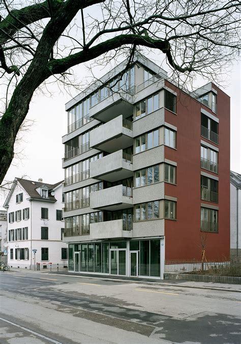 Moderne Haus Zuerich by Hohlstrasse Apartments Zurich M 228 Rkli Wohnen