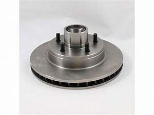 Front Brake Rotor And Hub Assembly M433bm For Chevy G20