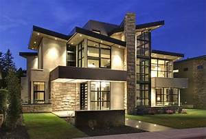 12 outstanding luxury architectural designs you must see for Architectural house designs canada